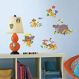 The Lion Guard Peel and Stick Wall Decals