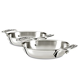 All-Clad Gratins in Stainless Steel (Set of 2)