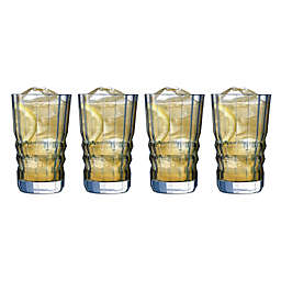 Cristal D'Arques' Architecte Hiball Glasses (Set of 4)