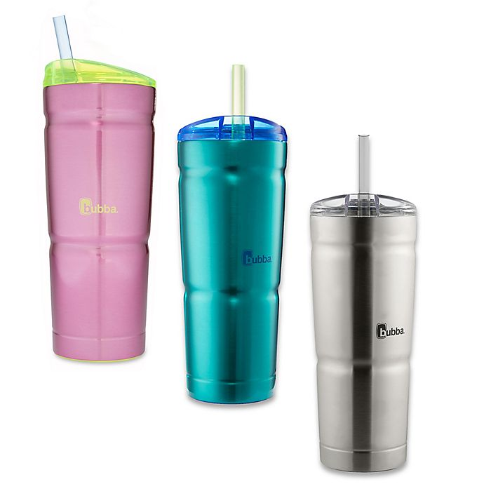 3c9e4e15ee9 bubba® Envy 24 oz. Vacuum-Insulated Stainless Steel Tumbler | Bed ...