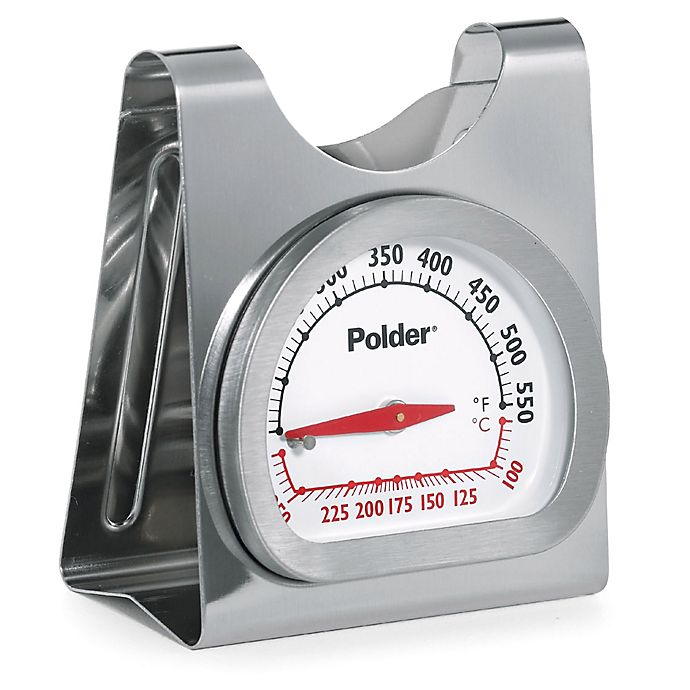 Alternate image 1 for Polder Deluxe Oven Thermometer