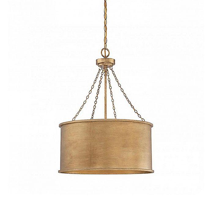 Alternate image 1 for Savoy House Rochester 4-Light Pendant