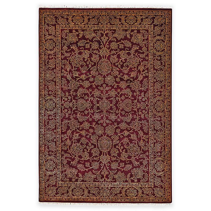 Alternate image 1 for Feizy Armitage 7-Foot 9-Inch x 9-Foot 9-Inch Area Rug in Burgundy