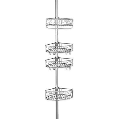 iDesign® Twigz Tension Shower Caddy