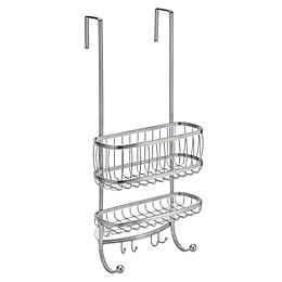iDesign® York Over Door Shower Caddy