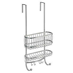 iDesign® York Over Door Shower Caddy
