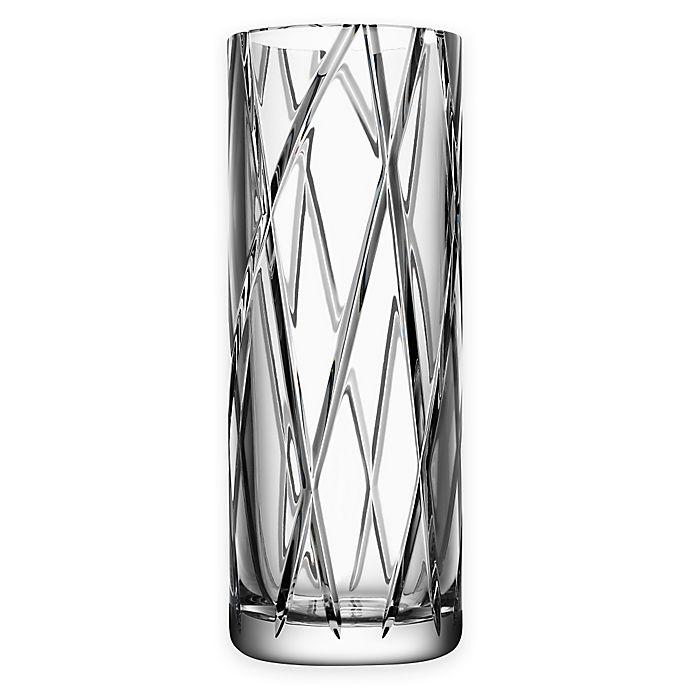 Alternate image 1 for Orrefors Explicit Stripes Large Vase