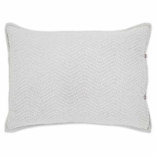 Alternate image 1 for ED Ellen DeGeneres™ Dream Breakfast Throw Pillow in White