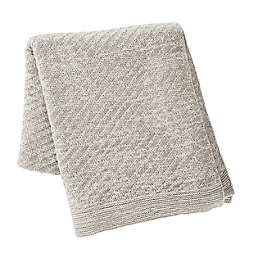 KCNY Essentials Chunky 50x60 Throw in Grey