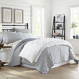 Stone Cottage® Willow Way 3-Piece Reversible Ticking Stripe Quilt Set