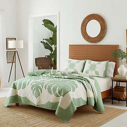 Tommy Bahama® Molokai Quilt in Mint