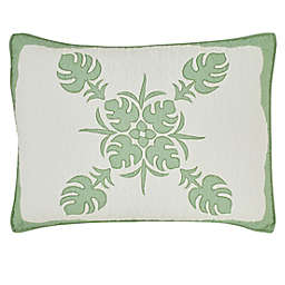 Tommy Bahama® Molokai Pillow Sham in Mint
