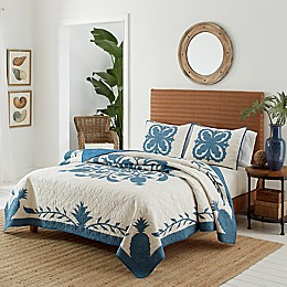 Tommy Bahama® Aloha Pineapple Quilt Collection