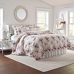 Laura Ashley® Viola 3-Piece Comforter Set