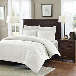 Madison Park Microcell Down Alternative Comforter Set