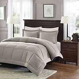 Madison Park Microcell Down Alternative Comforter Set