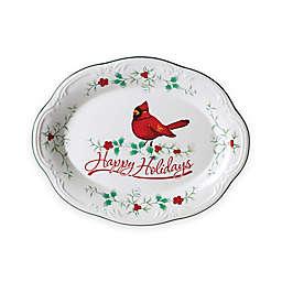 Pfaltzgraff® Winterberry Oval Platter