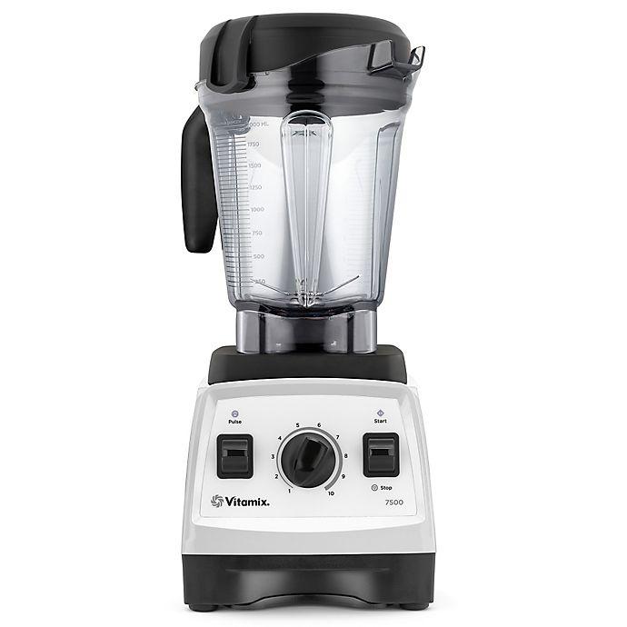 Alternate image 1 for Vitamix® 7500 Blender in White