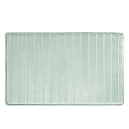 Micro Plush Memory Foam Bath Mat