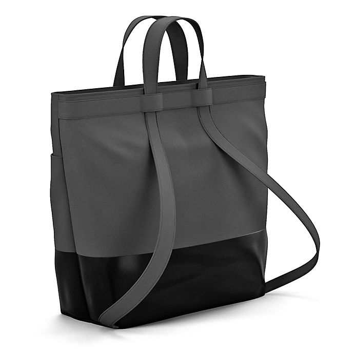 Alternate image 1 for Quinny® Diaper Bag in Graphite
