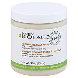 Matrix Biolage 14.4 oz. Raw Rehydrate Clay Mask