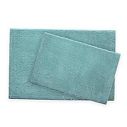 Bounce Comfort Chenille Memory Foam 2-Piece Bath Mat Set