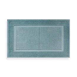 Wamsutta® Jacquard 20-Inch x 33-Inch Ring-Spun Cotton Bath Rug
