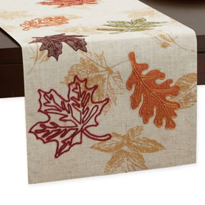 Fall Breeze Table Runner Bed Bath Amp Beyond