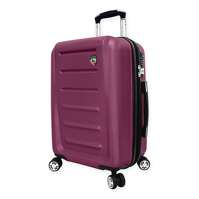Alternate image 1 for Mia Toro ITALY Moderno 24-Inch 8-Wheel Expandable Spinner