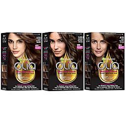 Garnier® Olia® Brilliant Color Permanent Hair Color in 6.03 Light Neutral Brown