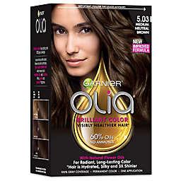 Garnier® Olia® Brilliant Color Permanent Hair Color in 5.03 Medium Neutral Brown