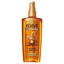 L'Oréal® Elvive Extraordinary Oil 3.4 oz. Lustrous Oil Serum