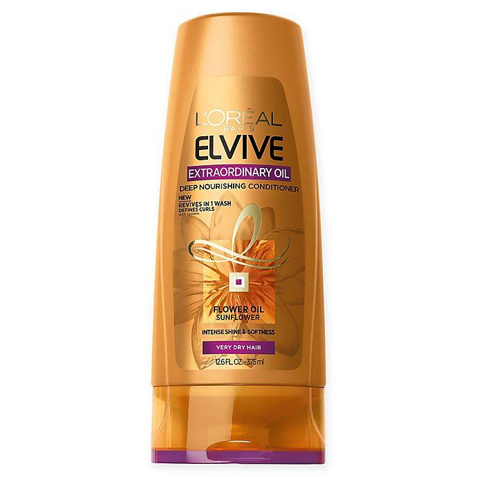 Alternate image 1 for L'Oréal® Paris 12.6 oz. Elvive Extraordinary Oil Curls Conditioner