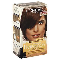 L'Oréal Superior Preference Fade-Defying Color/Shine 51/2 AM Medium Copper Brown