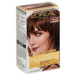 L'Oréal® Superior Preference Fade-Defying Color/Shine in 6AM Light Amber Brown