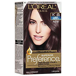 L'Oréal® Superior Preference Fade-Defying Color and Shine 5C Cool Medium Brown
