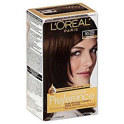 L'Oréal® Superior Preference Fade-Defying Color/Shine 5G Medium Golden Brown