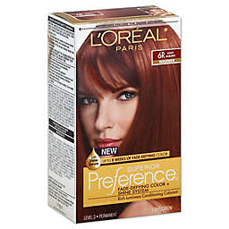L'Oréal® Superior Preference Fade-Defying Color and Shine in 6R Light Auburn