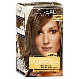 L'Oréal® Superior Preference Fade-Defying Color/Shine in 7A Dark Ash Blonde