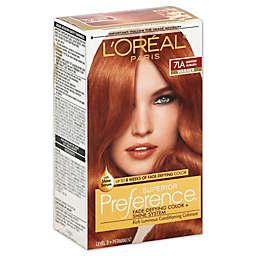 L'Oréal® Superior Preference Fade-Defying Color/Shine in 7LA Lightest Auburn