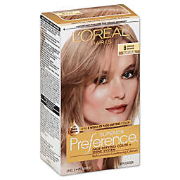 L'Oréal® Superior Preference Fade-Defying Color/Shine in 8 Medium Blonde