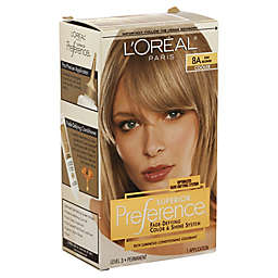 L'Oréal® Superior Preference Fade-Defying Color and Shine in 8A Ash Blonde