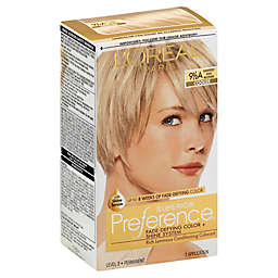 L'Oréal Superior Preference Fade-Defying Color/Shine 91/2A Lightest Ash Blonde