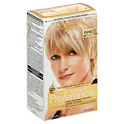 L'Oréal Superior Preference FadeDefying Color/Shine 91/2NB Lightest Natural Blonde