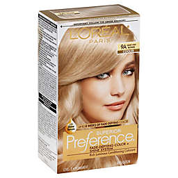 L'Oréal® Superior Preference Fade-Defying Color/Shine in 9A Light Ash Blonde