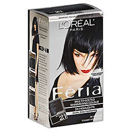 L'Oréal® Paris Multi-Faceted Feria Hair Color in 21 Bright Black