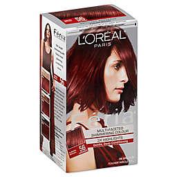 L'Oréal® Paris Multi-Faceted Feria Hair Color in 56 Auburn Brown