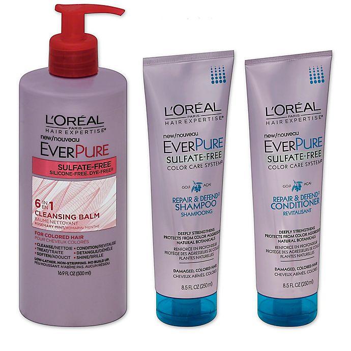 Alternate image 1 for L'Oréal® Paris EverPure Repair Collection
