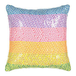 Waverly® Spree Over the Rainbow Square Throw Pillow