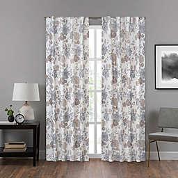 Eclipse Summit Rod Pocket/Back Tab Room Darkening Window Curtain Panel